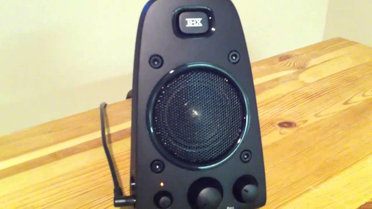 Logitech Z623 Speakers Reviewed