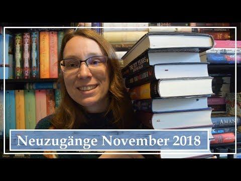 Bücher Neuzugänge - November 2018