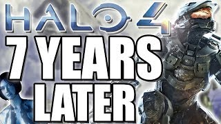 Halo 4 SEVEN Years Later - Best or Worst Halo? (Dead Game?) 2019