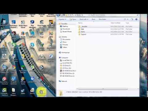 how to fix sims 4 crack file