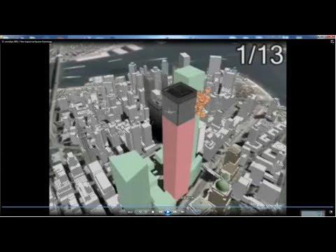 11 сентября 2001 г.   Чем подожгли башни-близнецы