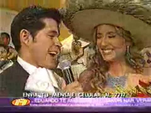 Raul y Maria Ines Las Mañanitas, Serenata Huasteca