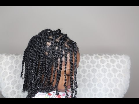 Baby/ Toddler 2 WEEK Protective Hairstyle