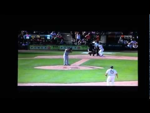 Detroit Tigers INCREDIBLE 10th inning comeback against the Chris Perez and the Indians