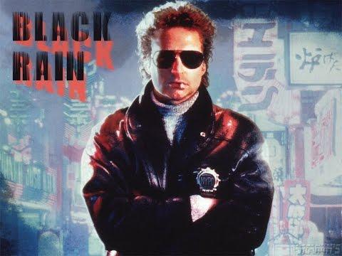 Black Rain (1989) Movie Review