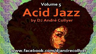 Acid Jazz, Lounge, R&B and Chillout mix by DJ André Collyer Vol 5