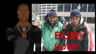 Kevin Hart Let Me Explain Bum Bump Animation