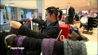 ZDF Reportage - Heute hier und morgen dort