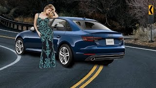 The New Audi A4 both Body types - Audi A4 Quattro and Audi A4 Avant with Interior and Exterior
