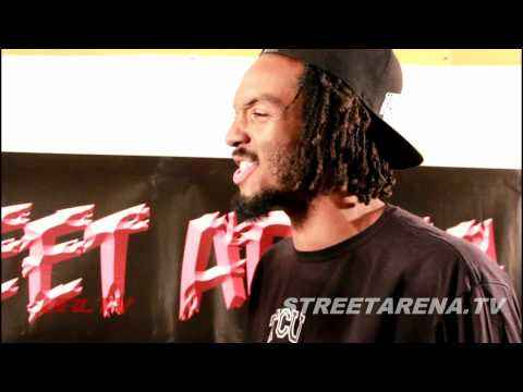 streetarena| rap battle |G-wizz vs Blaqu Mugga