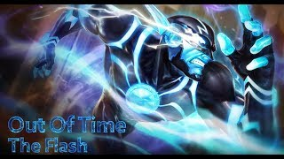 The Flash - Out of Time Skin | Arena of Valor