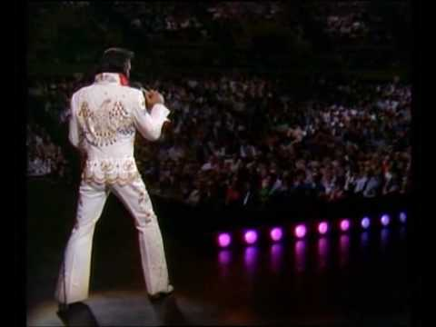 Elvis Presley - You Gave Me A Mountain video