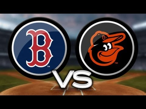 7/26/13: Orioles defeat Red Sox behind Tillman's gem
