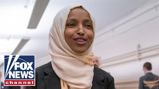 Rep. Omar under fire again after criticizing Obama