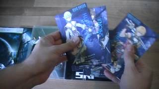 Unboxing Trilogy: Soul Calibur V, Star Ocean: The Last hope & InFamous 2