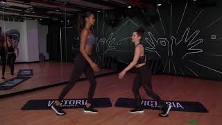 Train Like An Angel: 3 Moves For a Better Butt with 305 Fitness