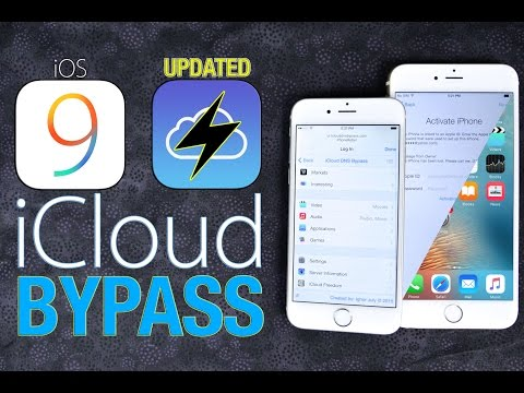 How To Bypass iOS 9 iCloud Activation Lock Screen on 9.1. 9.2 & 9.0.2