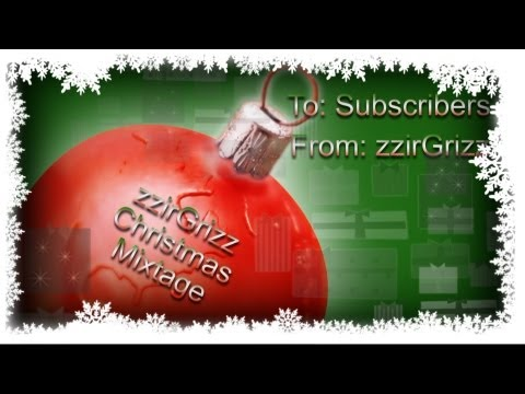 zzirGrizz Christmas Mixtage by Mamba
