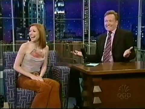 Alyson Hannigan Interview - 8/8/2001