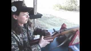 Mossberg 351k .22 long rifle rescue