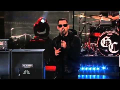 Good Charlotte - last night - Jay leno 2011