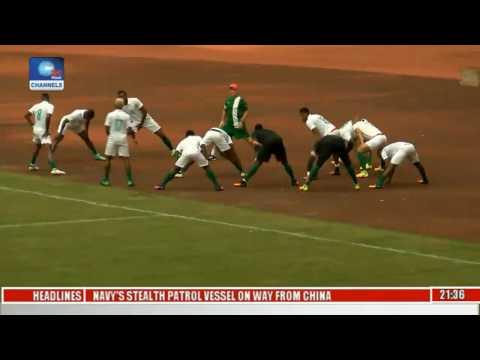 Sports Tonight: Nigeria To Play Algeria Under Flood Lights In Uyo