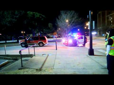 Cop Watch 1-15-2014 Arlington TX