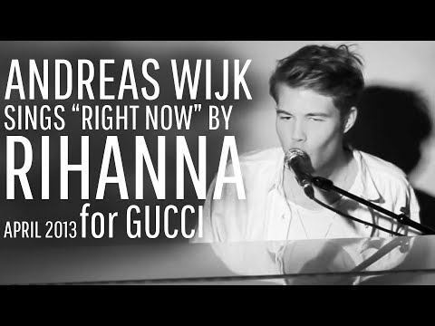 Andreas Wijk - Right Now (cover)