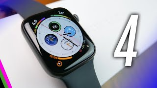 Apple 🍎 watch series 4 unboxing