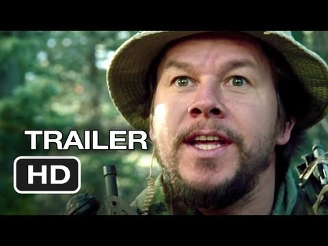 Lone Survivor Official Trailer #1 (2013) - Mark Wahlberg Movie HD