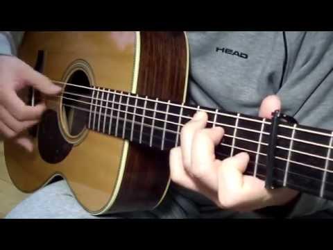 お願いヴァレンティヌ / HKT48 ソロギター【TAB譜あり】