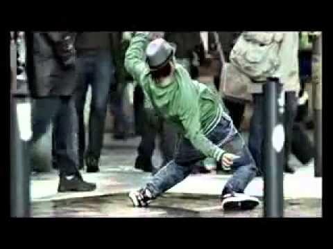 Airtel New Ad 2010 (street dancer)