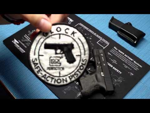 Glock Dry Practice and Snap Caps.