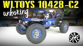 WLTOYS 10428-C2 Desert Baja Buggy Unboxing & First Look