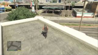 [Grand Theft Auto V] GTA 5 Super Jump Cheat Code [Ps3\Xbox]