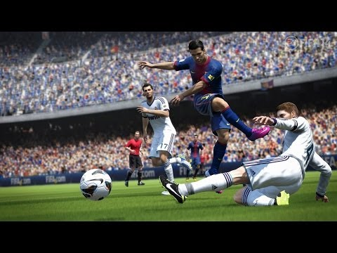 I Am Amazing At Football! (fifa 14 On Ps4) video