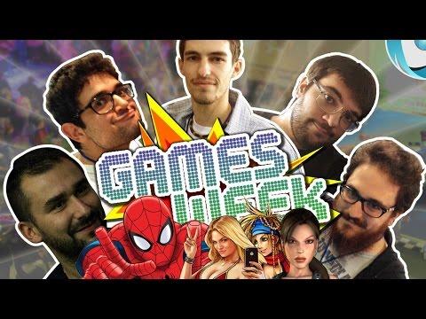 YouTube Italia GamesWeek Hanno ucciso DadoBax Cosplayer YouTuber Montage