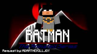 Random Minecraft Skin - Batman The Animated Series (request)