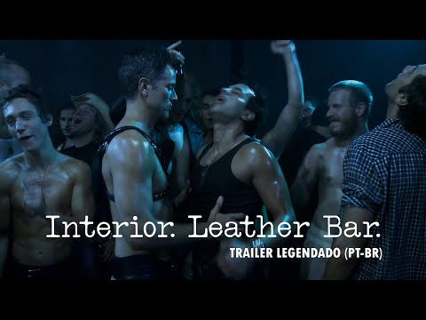 Interior leather bar trailer legendado youtube for Interior leather bar