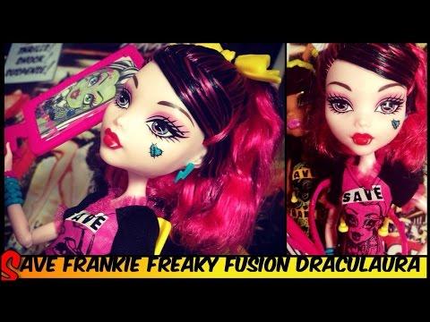 Draculaura Save Frankie Save Frankie Draculaura