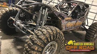 1600HP GOLD RUSH Rock Bouncer Build - Busted Knuckle Off Road
