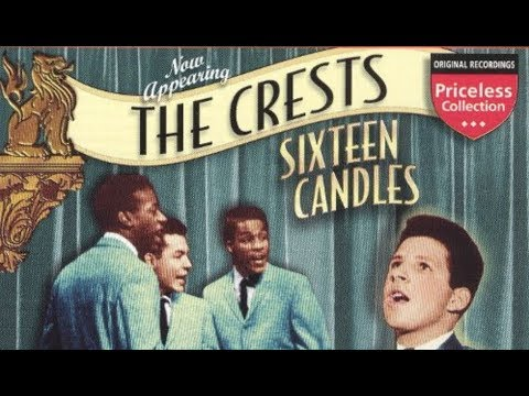 SIXTEEN CANDLES Chords - The Crests | E-Chords