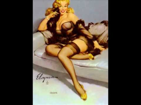 Marilyn Monroe マリリンモンロー And Sexy Pin Up Girls video