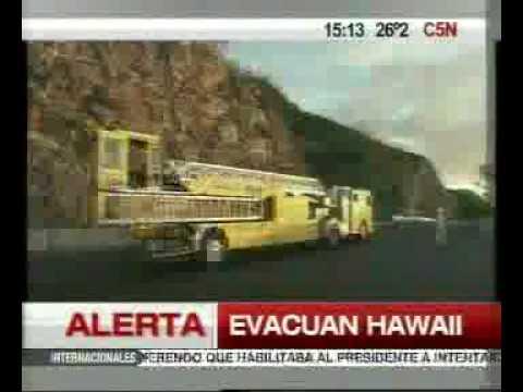 Terremoto en Chile video 10