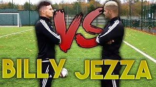 Billy VS Jezza   11-a-side The Ultimate BATTLE!