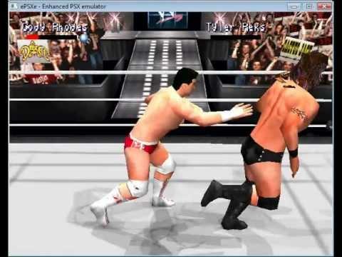 WWE SD!2012:Cody Rhodes move hacks reel Uncut
