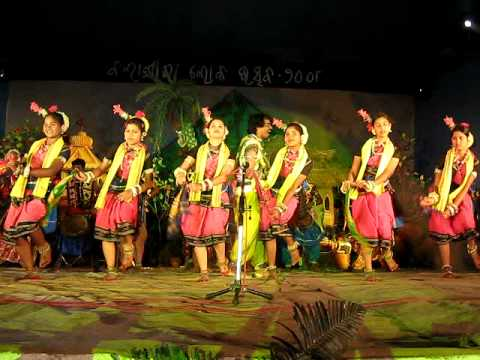 Sambalpuri Dance video