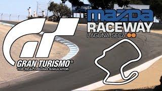 History of Laguna Seca (Gran Turismo series)