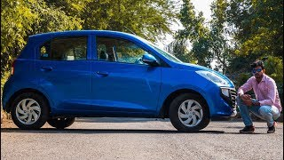 2018 Hyundai Santro Review - Smaller Grand i10 | Faisal Khan