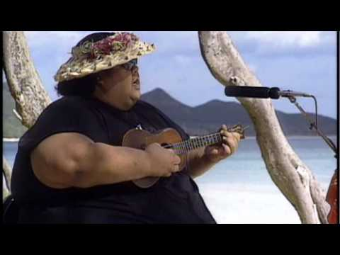 OFFICIAL Israel IZ Kamakawiwoʻole - White Sandy Beach Video